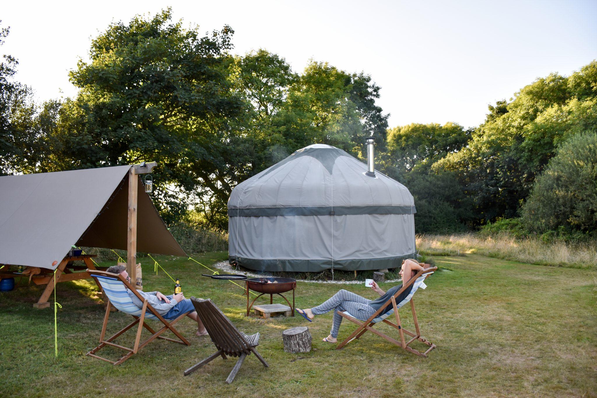Handmade Yurts Stackpole Under The Stars