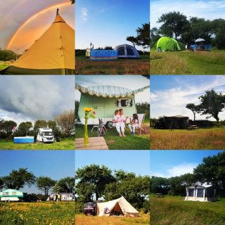 No matter your choice of campsite crib - and we've seen all sorts - we'd love to share our stars with you! Camping pitch bookings now looking a bit tight for July and August 2021 so get in quick if you're hoping to join us. P.S. If you spot yourself or your set-up, say hello! #stackpolecamp #summer2021 #staycation2021 #campinginwales #campinginpembrokeshire